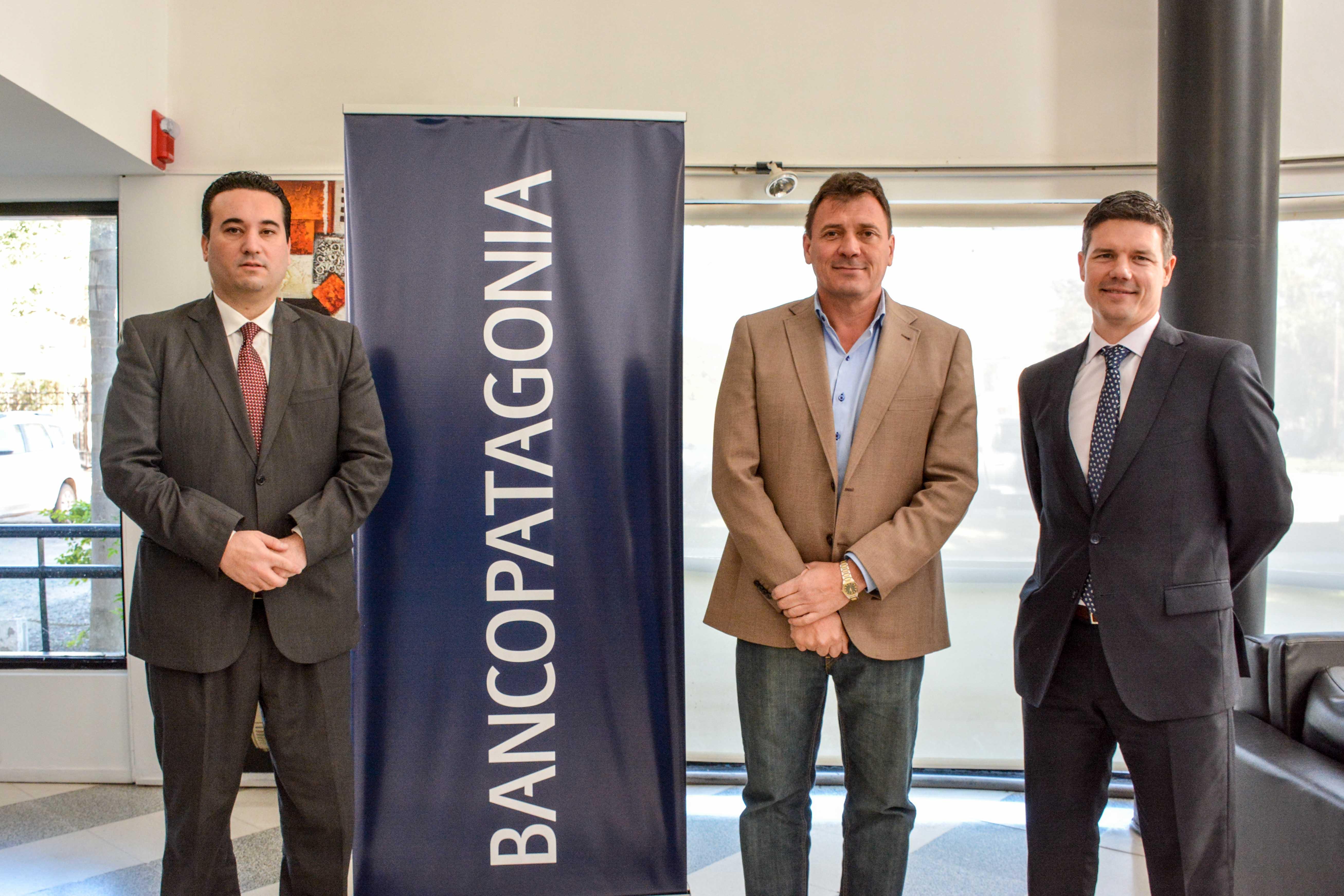 Banco Patagonia abrirá una sucursal en San Lorenzo - Criterio